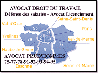 57be18deb43 Avocat Prud hommes Paris