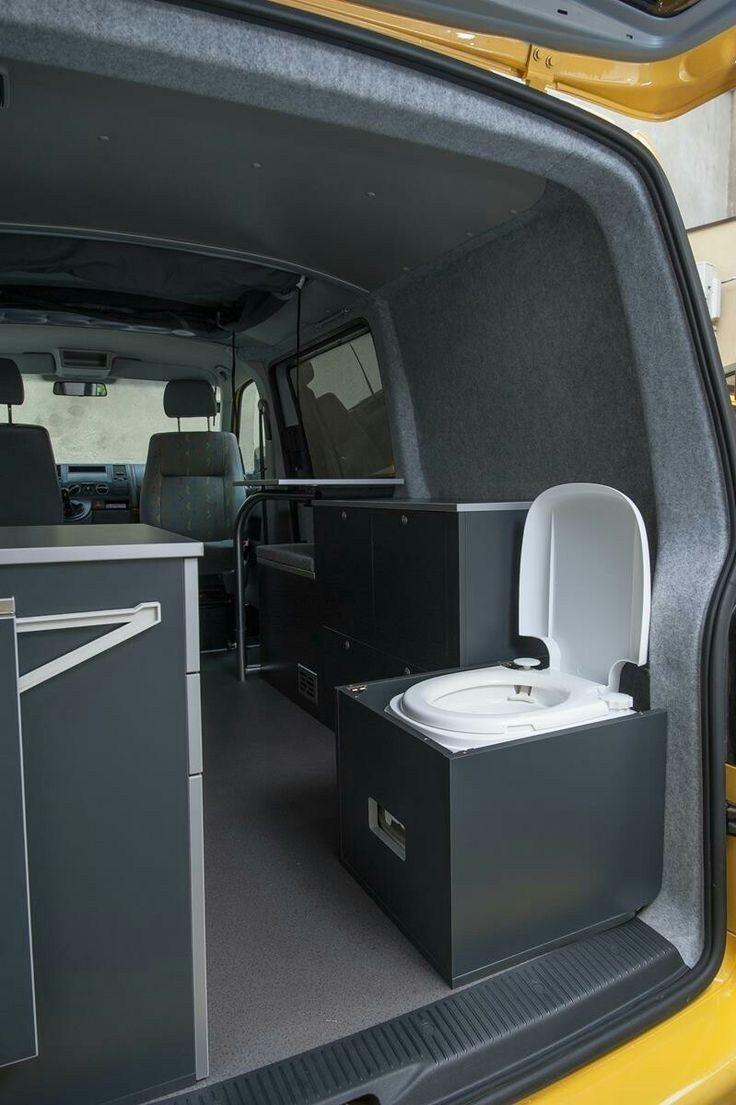 Minivan Camper (7) Mini van, Van camping, Minivan camper