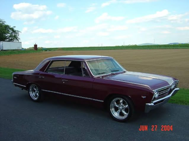 1967 Chevelle 4 Door Sport Photo This Photo Was Uploaded By
