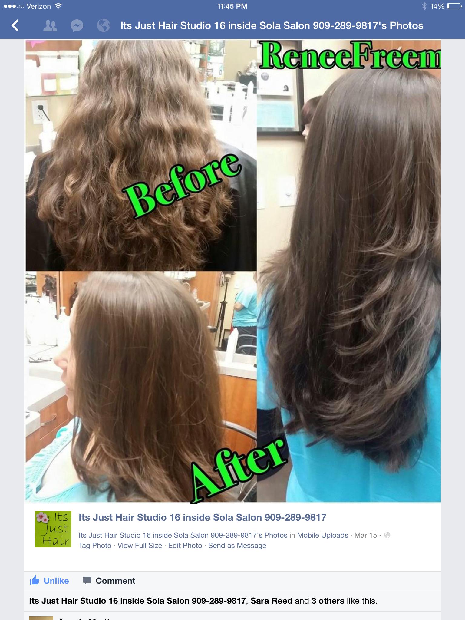 Pin by Renee Freeman on It's Just Hair   Hair studio, Hair, Hair ...