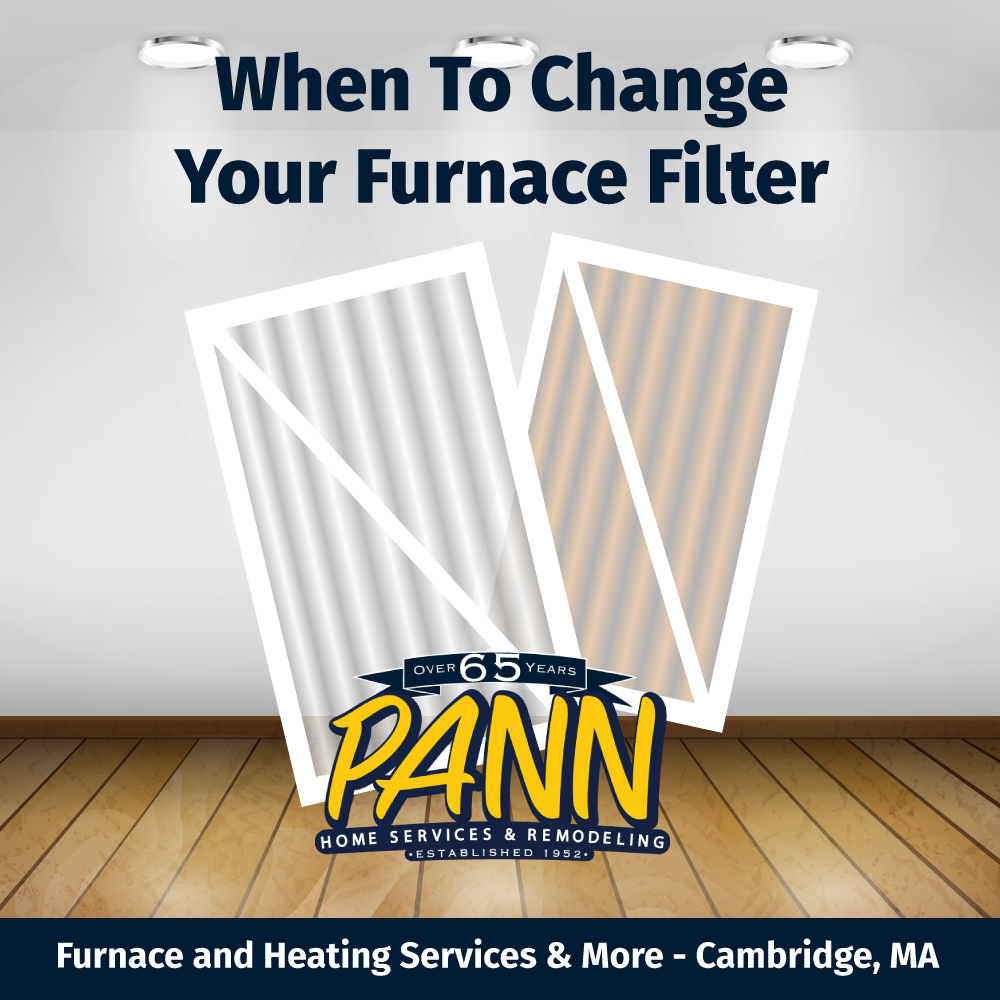How to Change a Furnace Filter Furnace filters, Filters