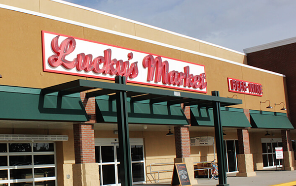 Lucky's Market will open a new location near the Fashion