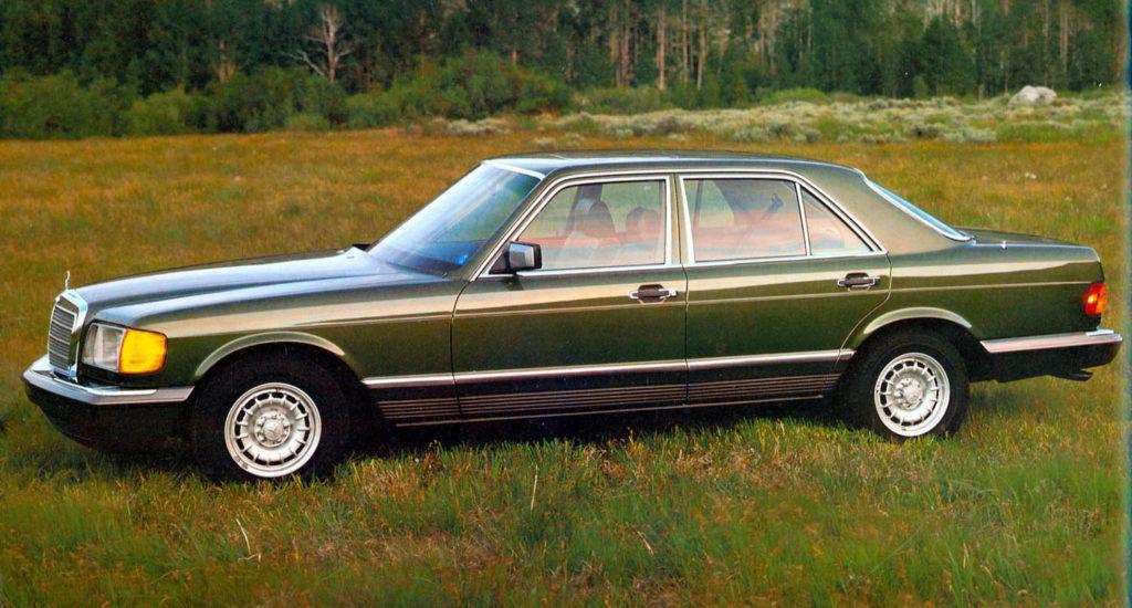 مرسيدس بنز 560 أس إي أل أس63 الثمانينات التي لا تقهر موقع ويلز Benz S Class Mercedes Benz S