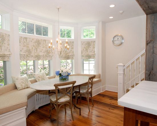 I Want To Do This In My Breakfast Area The Great Utilization Of Space Bay Window Kitchen Idea CHUCKFERRARO Furniture Inspiration