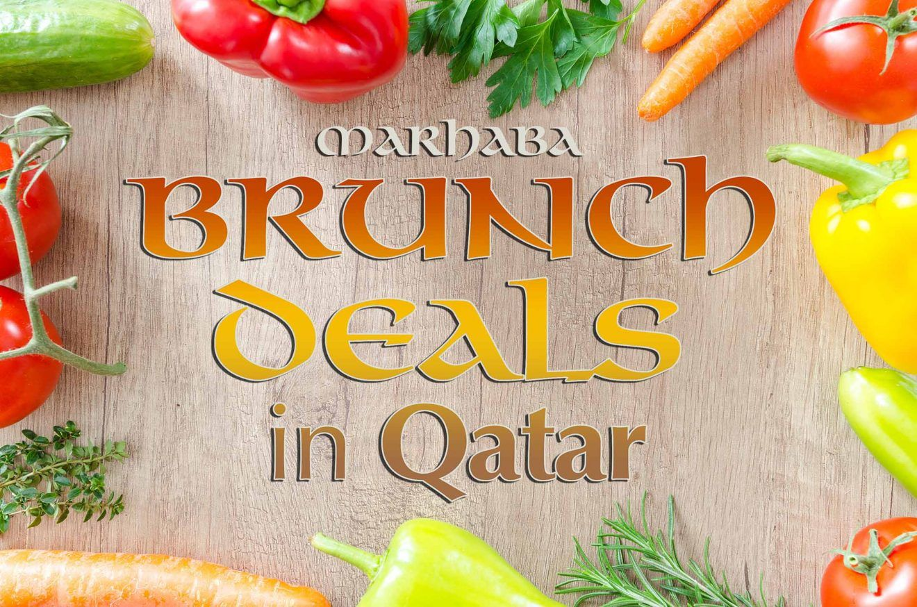 Top Weekend Brunches In Doha To Try Hotels In Qatar Weekend Brunch Brunch Apple Brunch