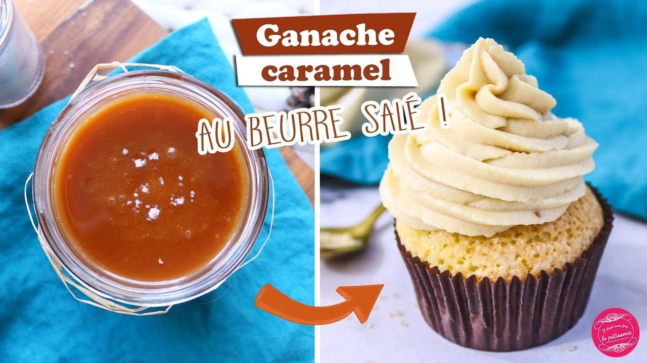 GANACHE CARAMEL AU BEURRE SALÉ 🧂 | Ganache caramel ...