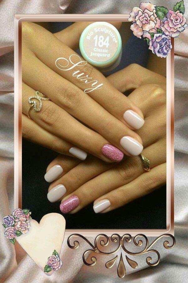 Suzy Bio Sculpture Nail Art Nails Pinterest Nagel