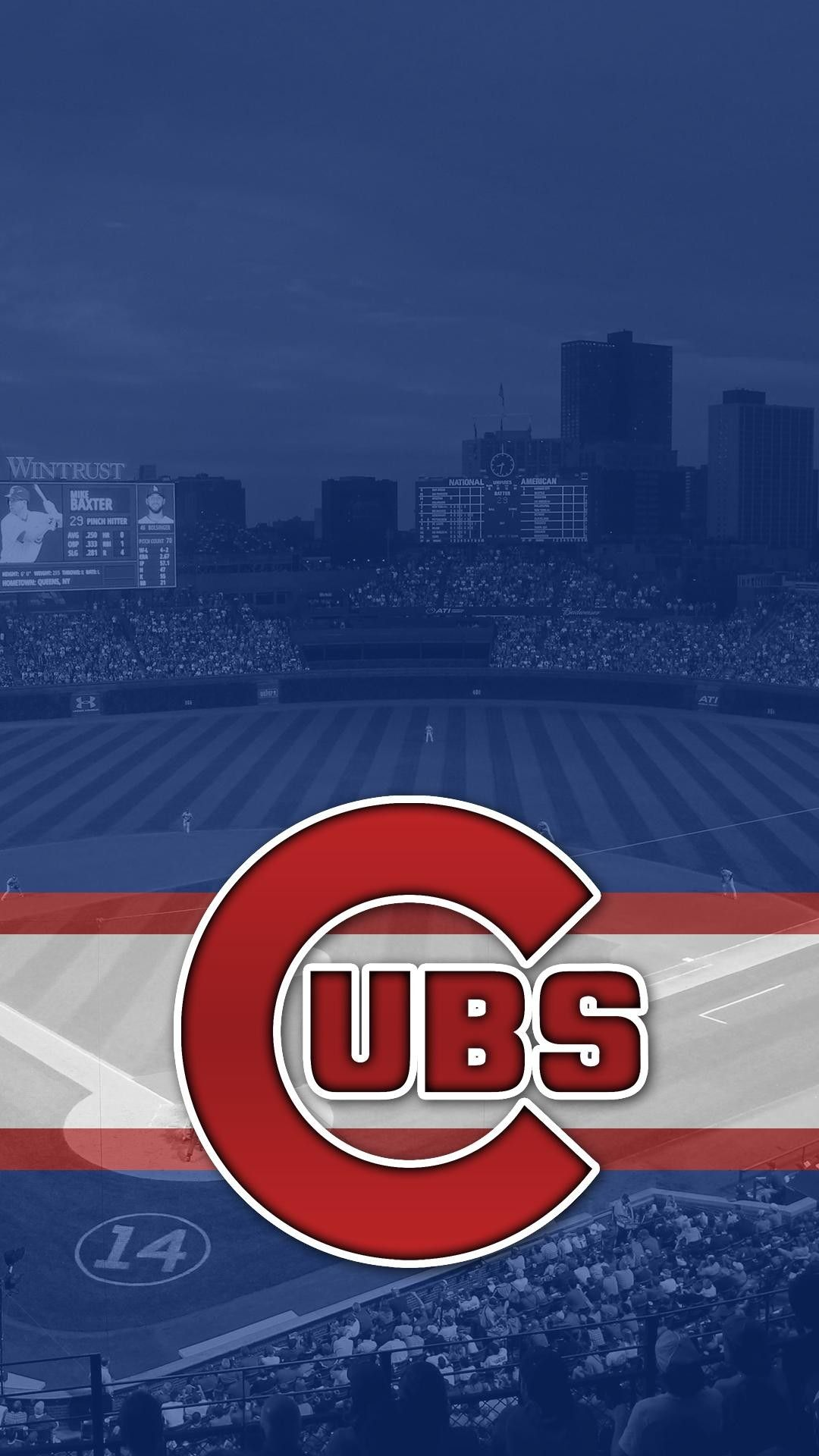 Chicago Cubs Wallpaper For Phones wallpapers 2020 (With