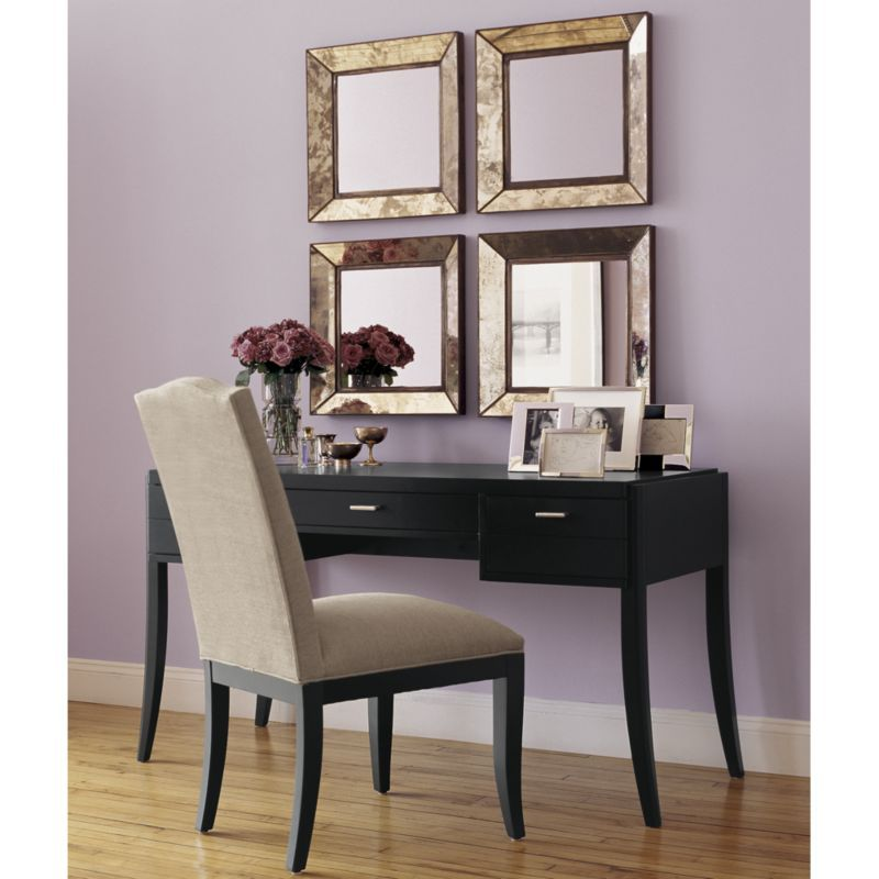 dubois small square wall mirror set of 2 crate and on wall mirrors id=53645