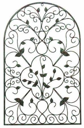 Gardman 17824 Spanish Arch Wallart Amazon Co Uk Garden