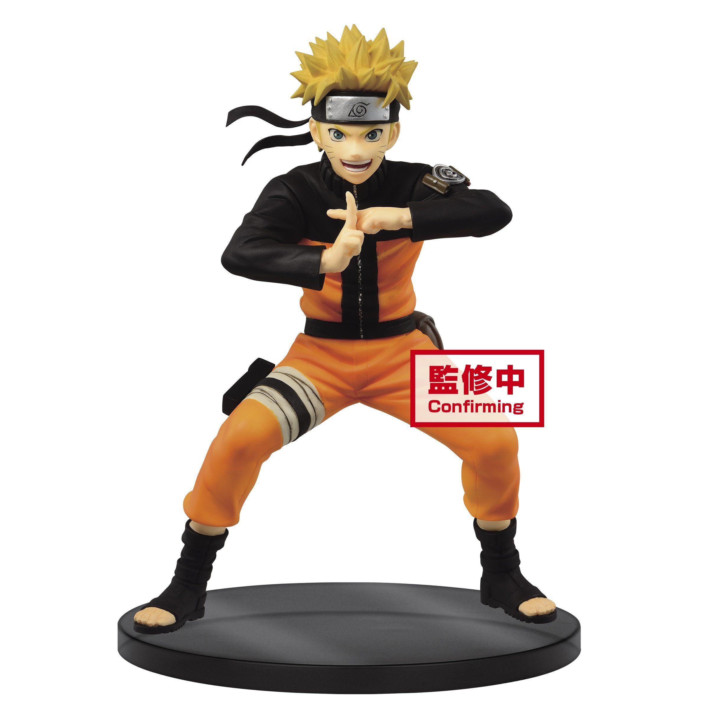 [PRE-ORDER] Banpresto: Naruto Shippuden – Vibration Stars Uzumaki Naruto (Version II) 4K