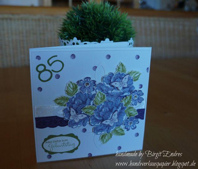 HandWerk aus Papier: Geburtstag