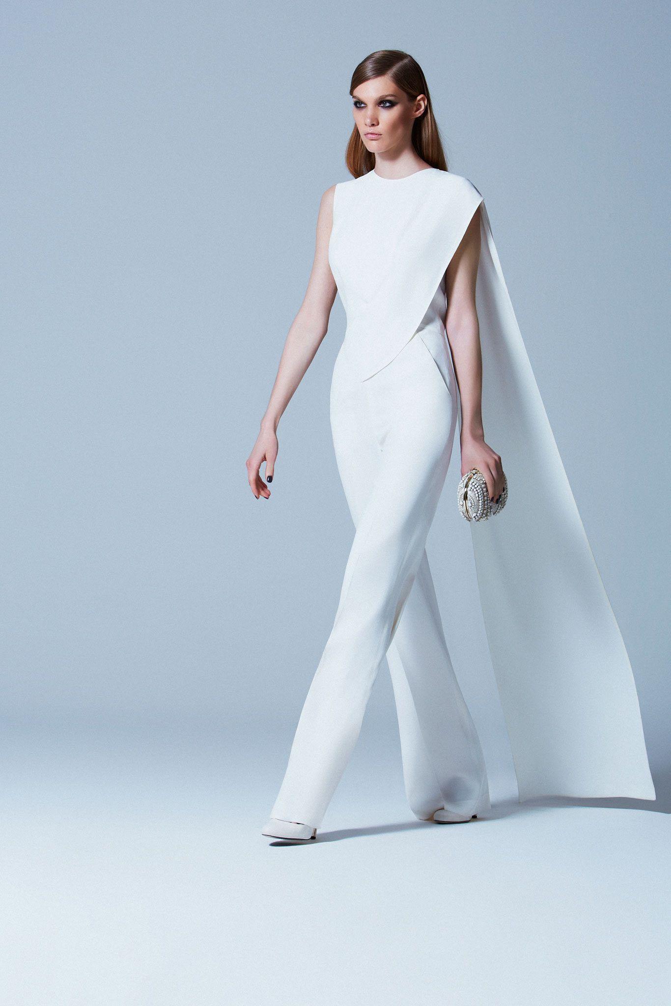 Elie saab prefall fashion show elie saab catwalk fashion