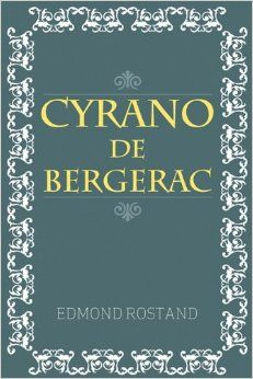 Image result for cyrano de bergerac book
