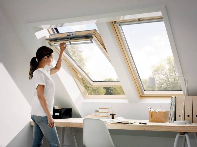 Velux Skylights Amp Roof Windows Harris Park Hardware