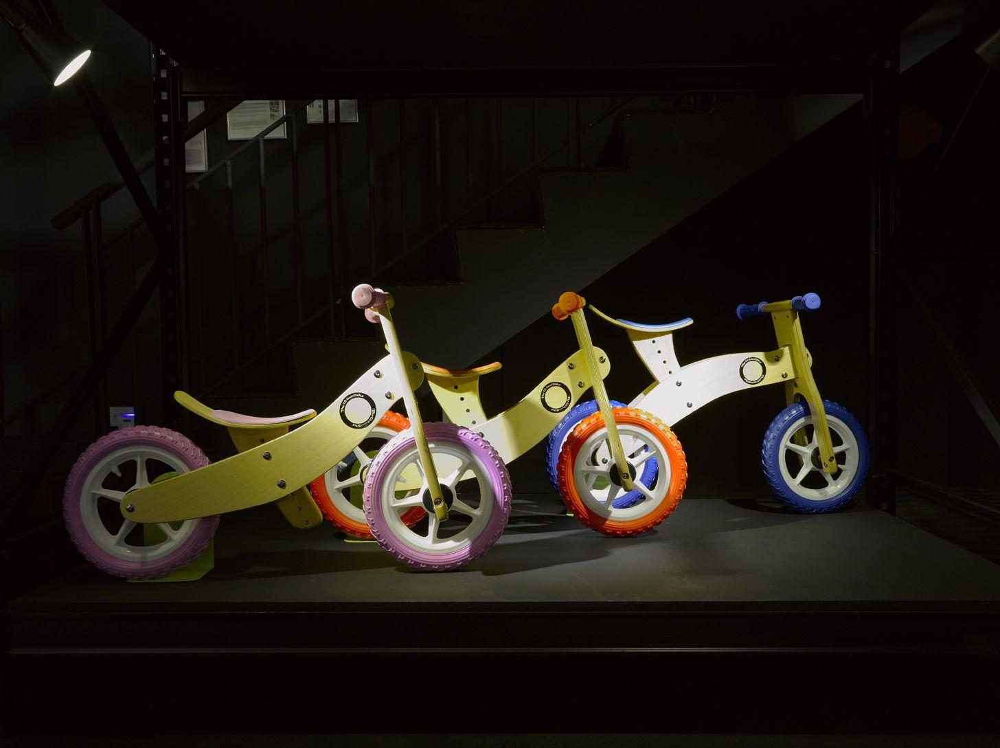 The Urban Bike Singapore Showroom