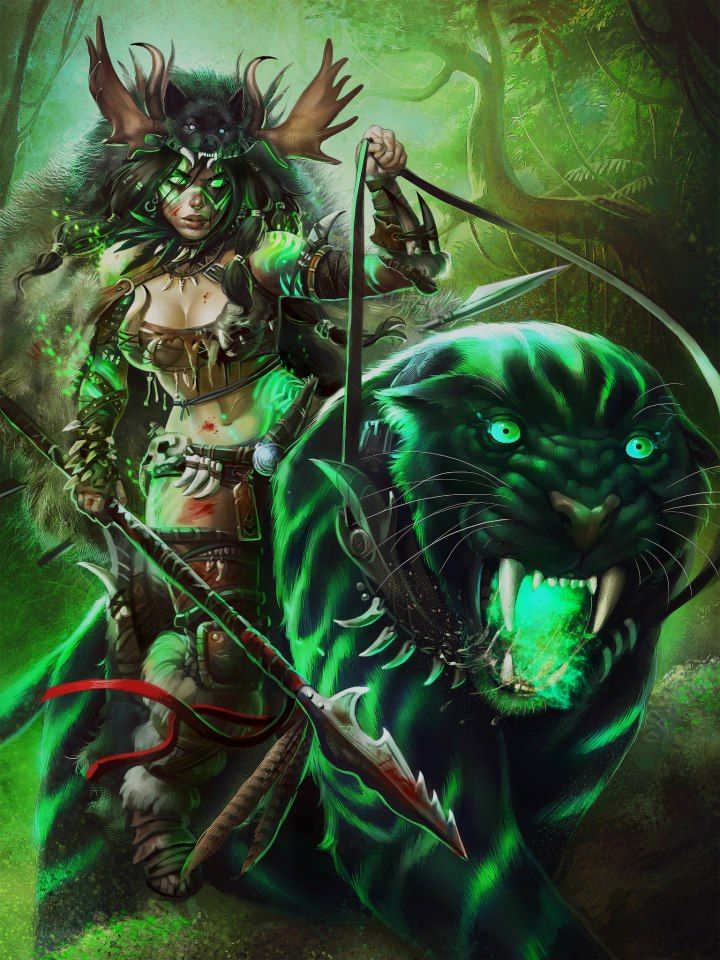 black panther from hellfire Concept art, Fantasy art, Art