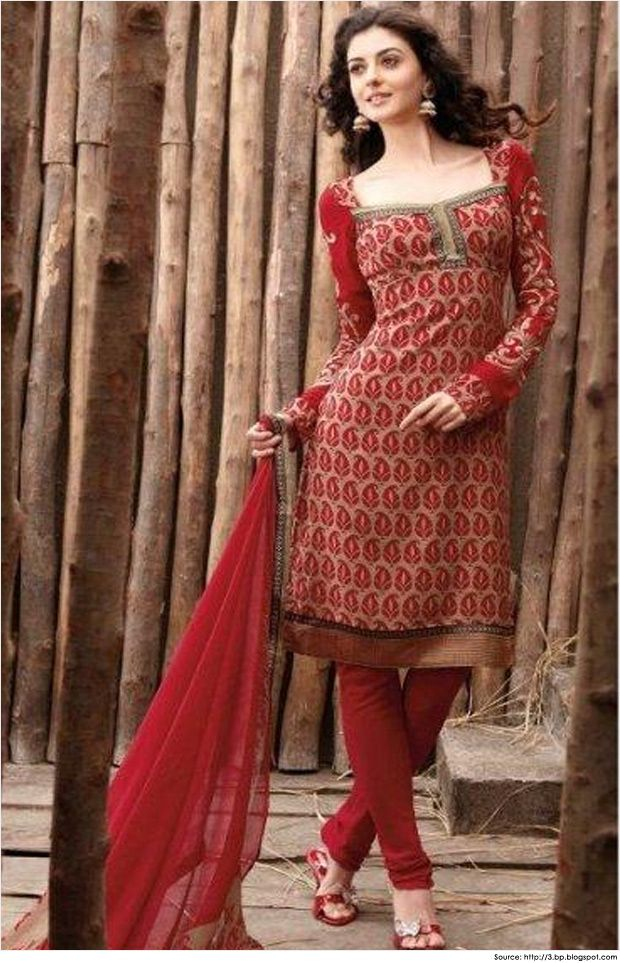 15be2cdcb Cotton Salwar Kameez Neck Designs