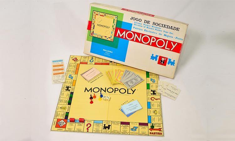 Monopoly Portugal Edicao 1970 Monopoly Jogos Recordacoes