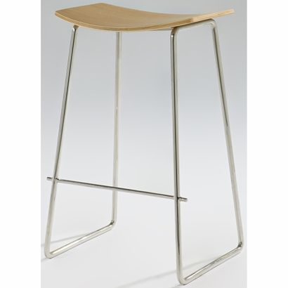 Yvonne Potter Style Timber Counter Stool Height 27