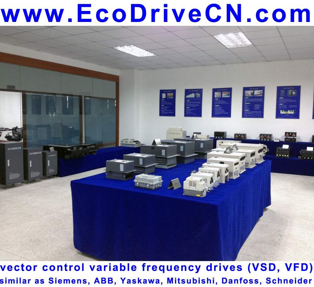 industrial vector control frequency inverter drives (AC adjustable