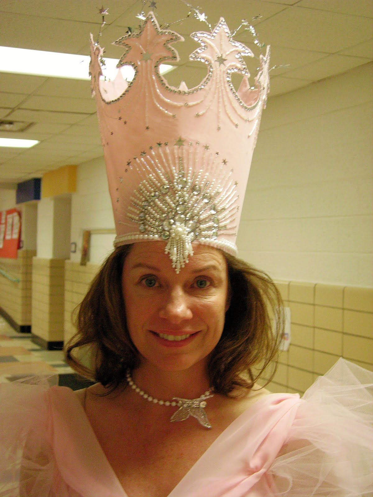 Glinda The Good Witch Crown Template Through the sequins i find ...