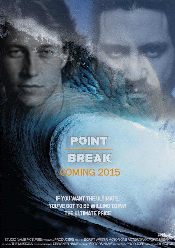 Point Break 2015 Official Trailer + Trailer Review