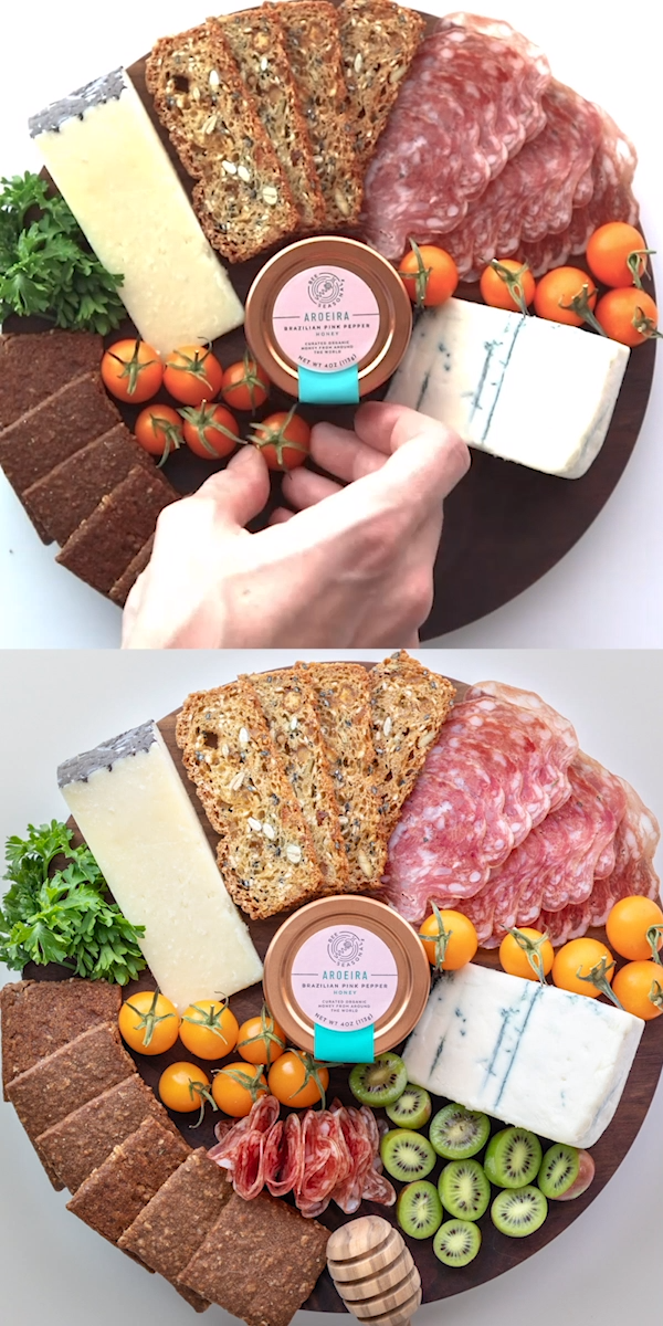 #untraditional easter dinner How to Make A Cheese Board