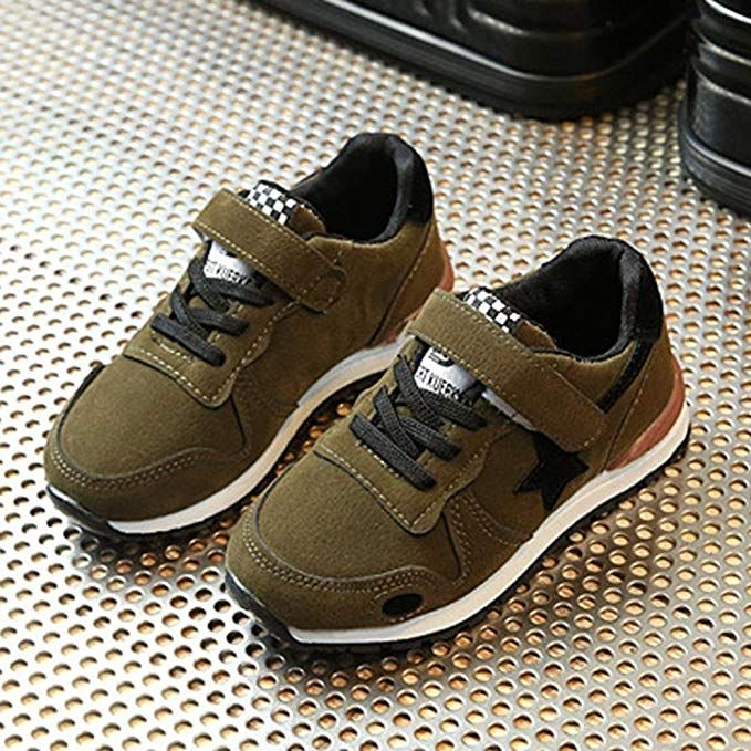Amazon.com: Baby Shoes for 1-10 Years Old Kids Boys Girls ...