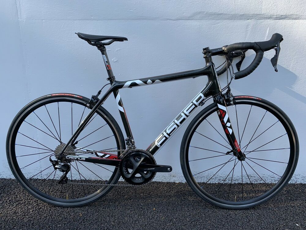 2010 Gary Fisher Cronus Ultimate 54CM Road Bike 105 R7000