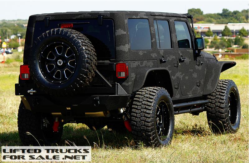 2015 Jeep Wrangler Regency Zero Dark 30 Showcase Listing 2015