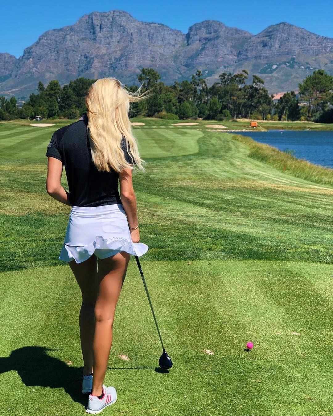 Pin By Steve Stock On Killer Legs  Ladies Golf, Golf -8972