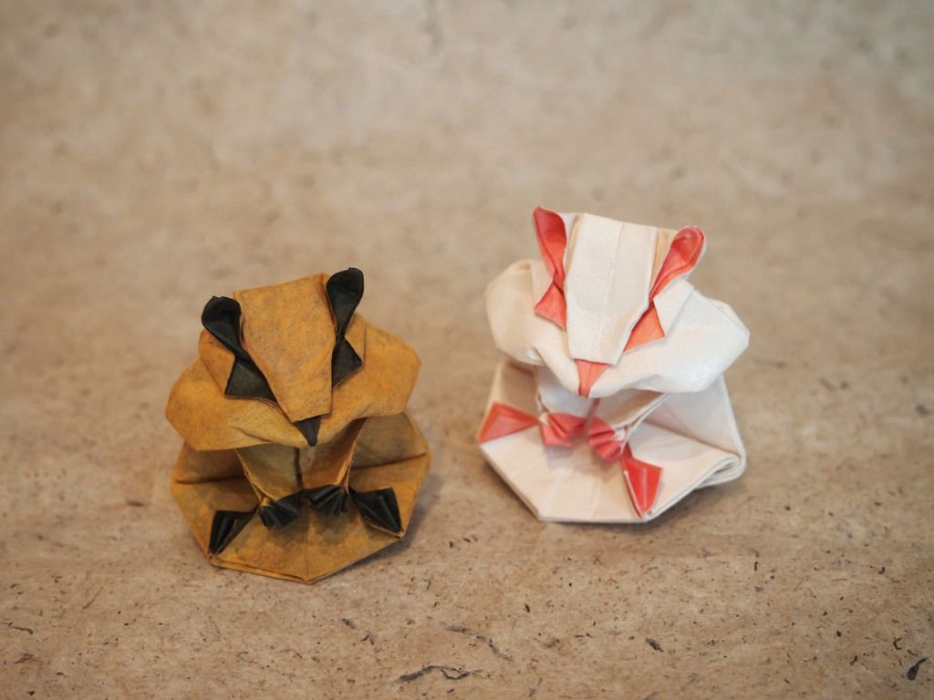 Origami Hamster By Lonely Shiba Pinterest For More Photos Diagrams And Tutorials Of His Cool Star War