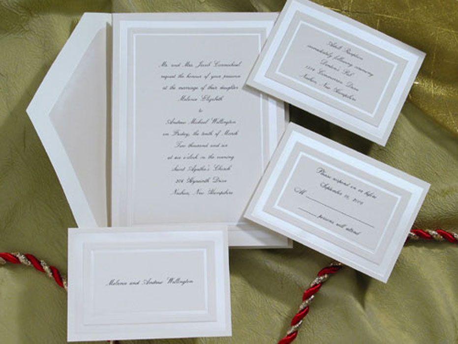 wedding invitations from michaels crafts%0A WEDDINGINVITATIONKITSMICHAELS