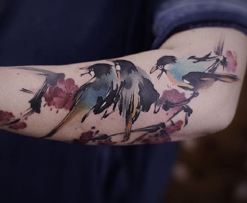 This Chinese Tattoo Artist Creates Masterpieces That Look Like