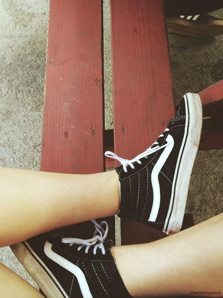 Sneakers, Vans old skool sneaker
