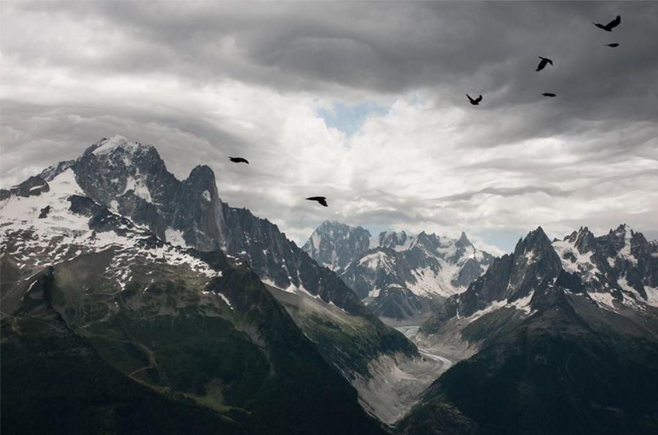 Céline Gispert photographie - photography - photograph - photographer - landscape - lac blanc - chamonix mont-blanc - photographe annemasse annecy geneve