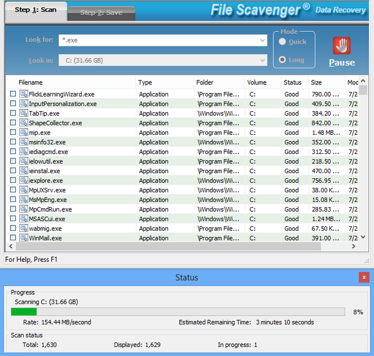 file scavenger 40 with crack free download