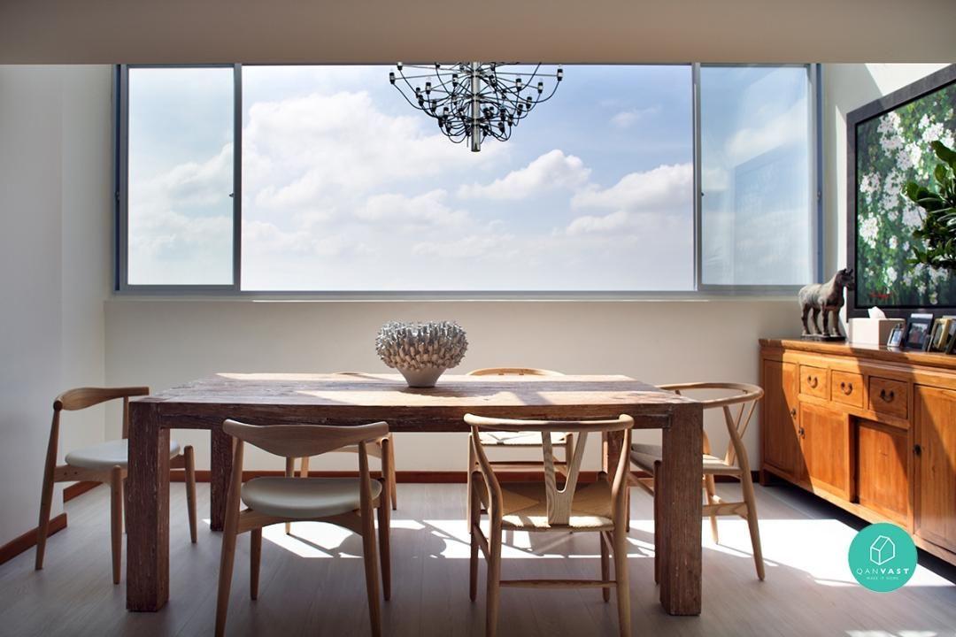 8 Hdb Maisonettes With Modern Makeovers Interior Design Apartment Interior Design Country Style Kitchen