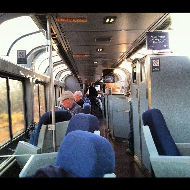 Bedroom On Amtrak: Enjoying #beautiful #foliage #morning From #amtrak