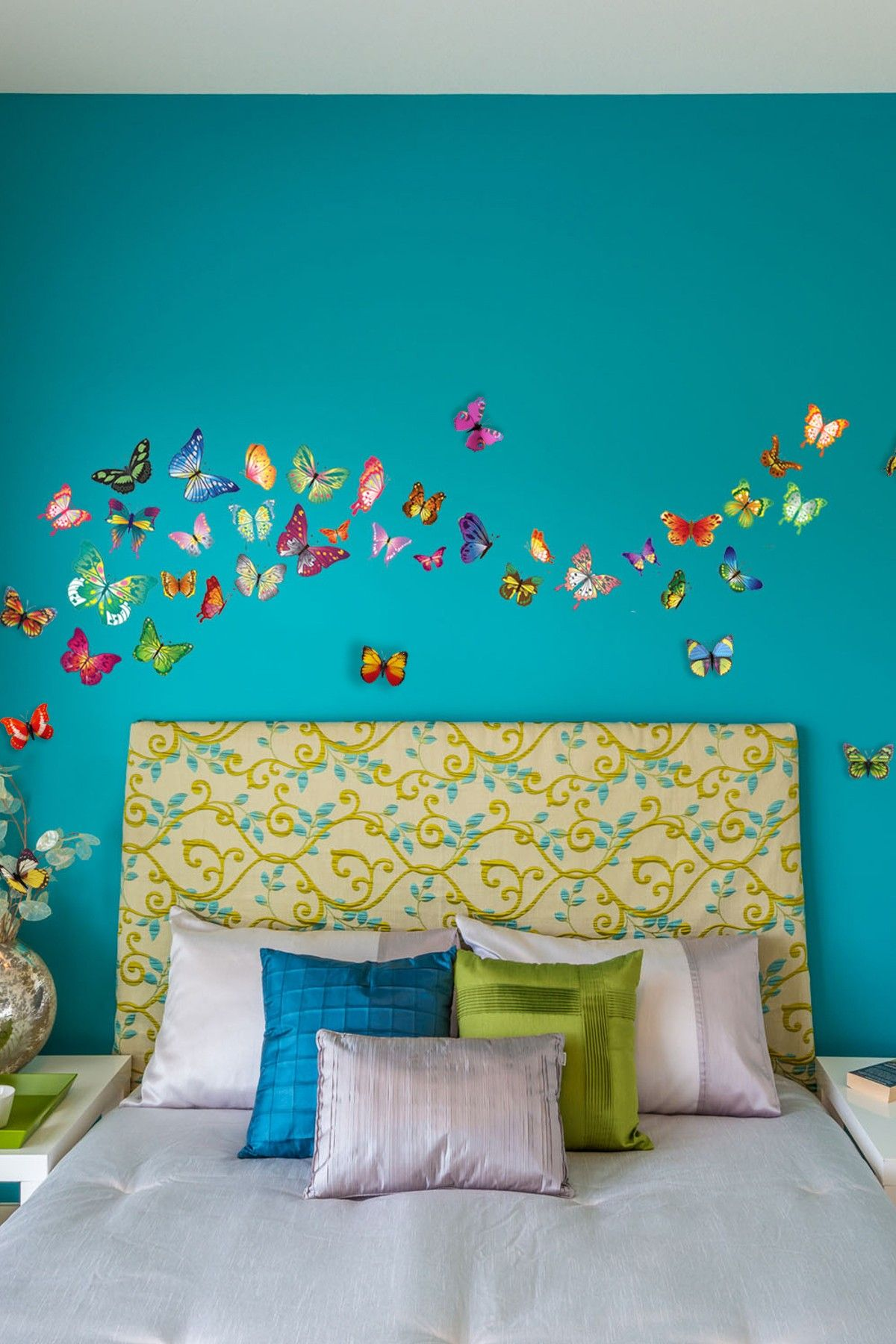 Multi Butterflies 3D Wall Decal