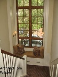 Wood Windows With Painted White Trim In 2019