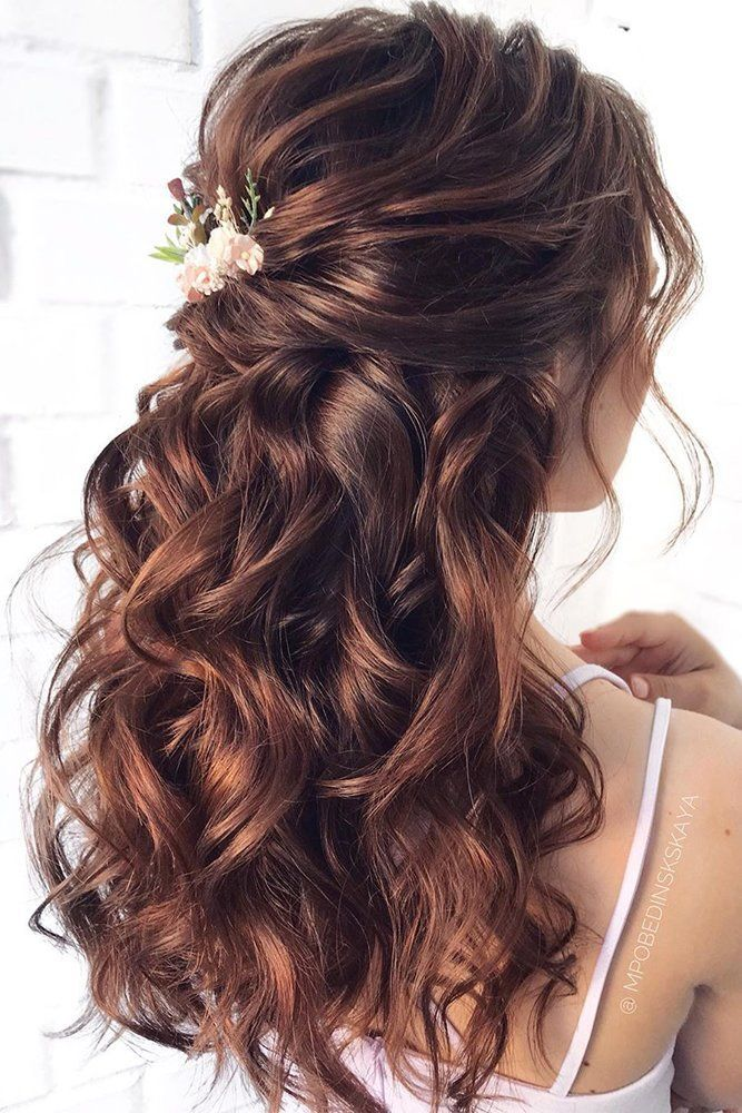 Hot Wedding Hair Trends 2020 | Wedding Forward -   16 hair Half Up Half Down homecoming ideas