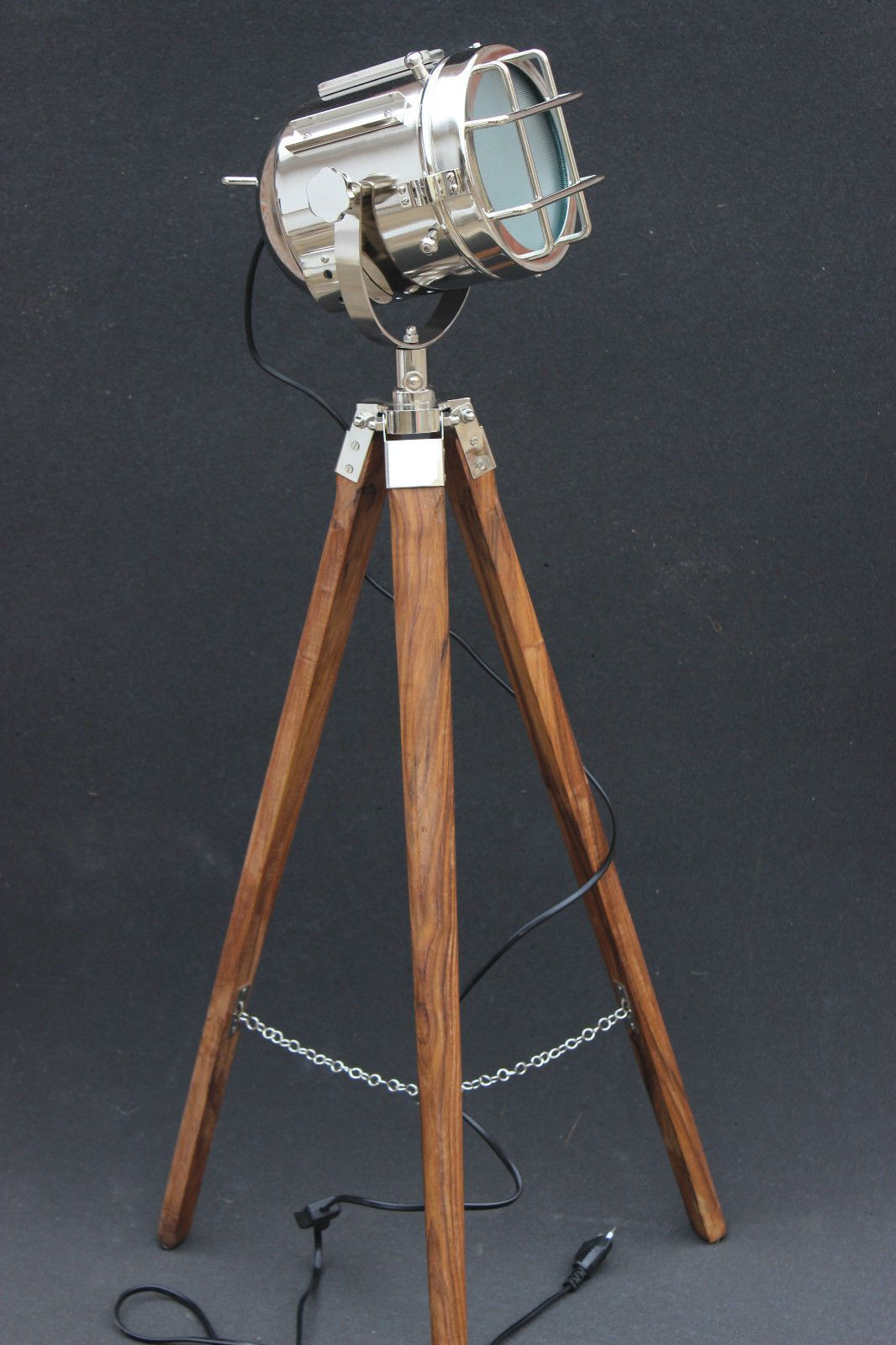 Nautical tripod floor lamp photo 9 18 wauwinnet ave pinterest nautical tripod floor lamp photo 9 aloadofball Image collections