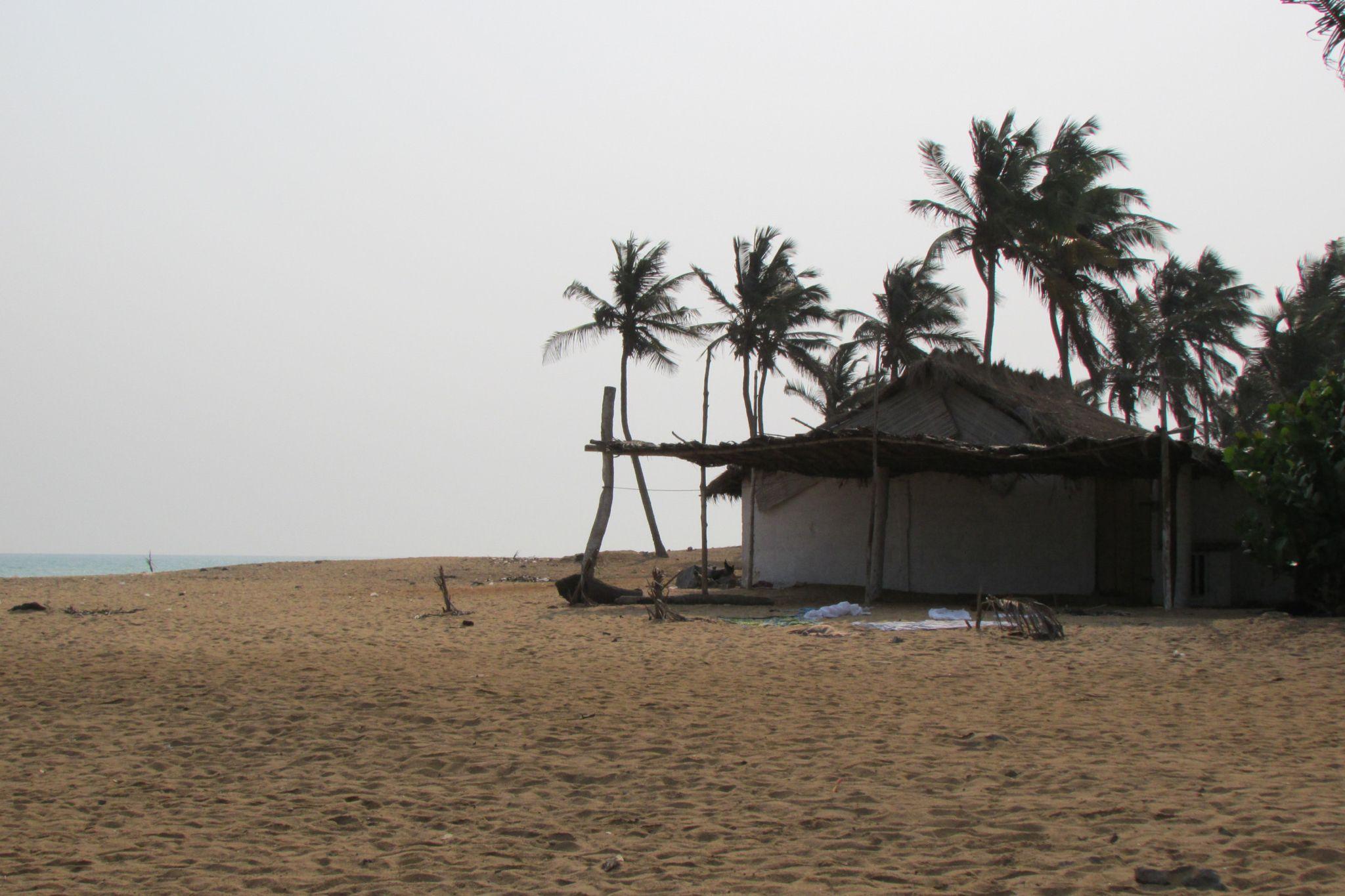 Togo, littoral