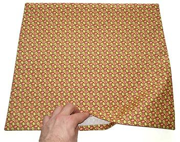Pattern For Placemats For Round Table.Tutorial For Wedge Shaped Placemats For A Round Table