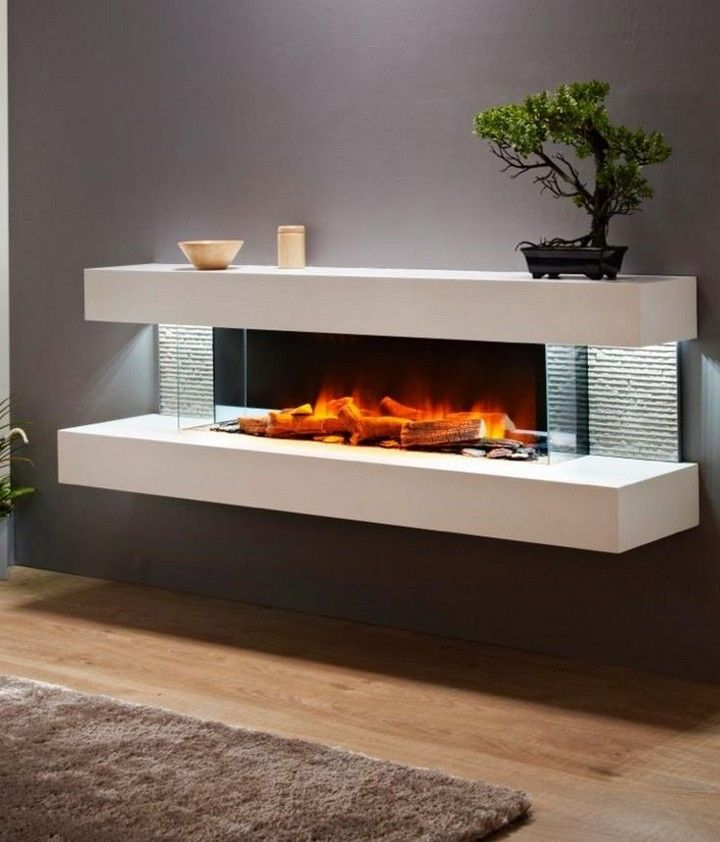 11 best wall mount electric fireplace ideas for living on wall mount id=53624