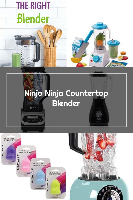 Ninja Ninja Countertop Blender En 2020