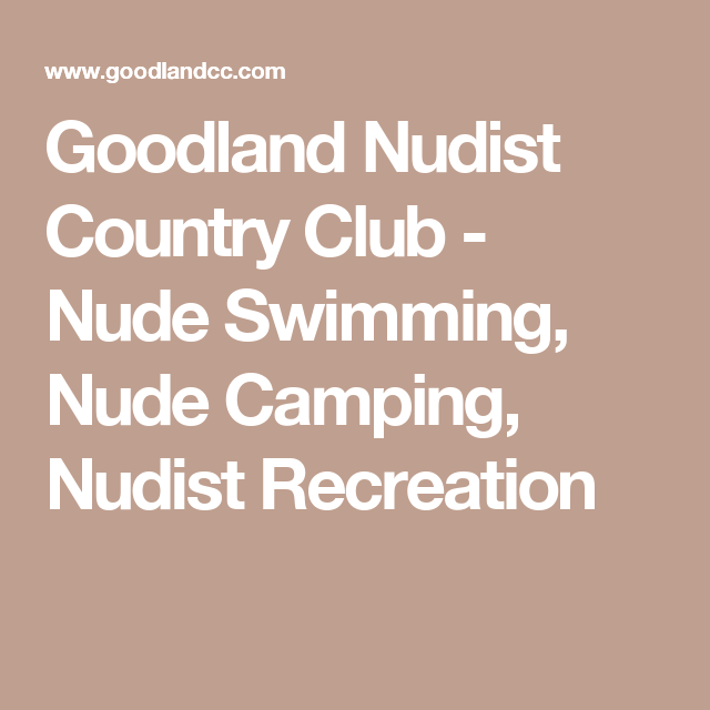 Final, nudist country club