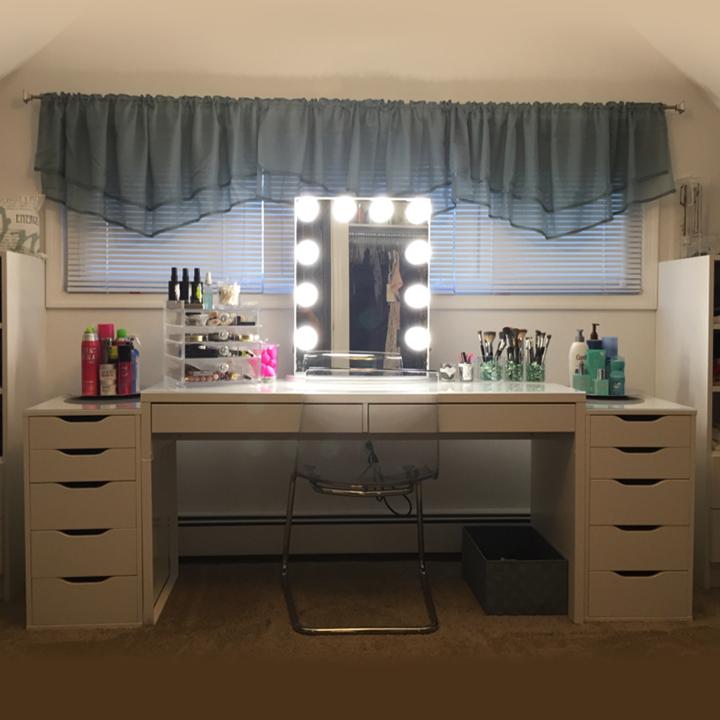 Impressions Vanity Hollywood Glow Vanity Mirror Makeup Pinterest